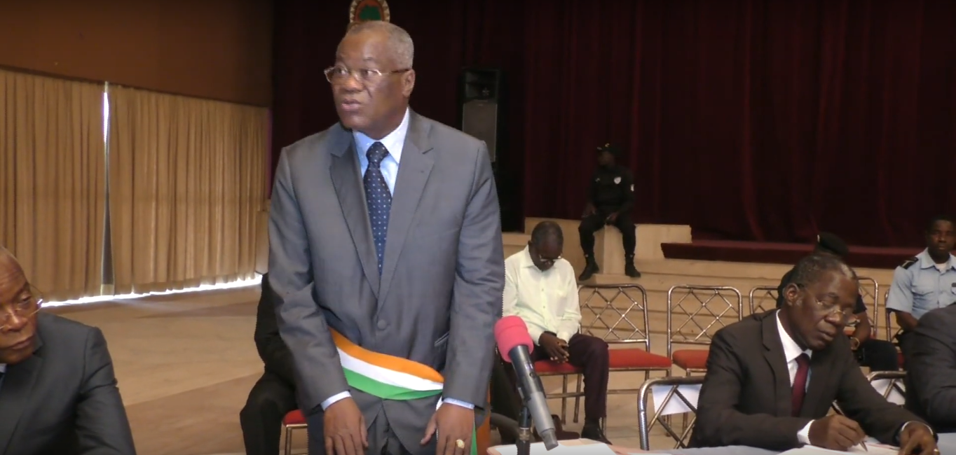 Yamoussoukro : Conseil municipal du samedi 12 janvier 2019